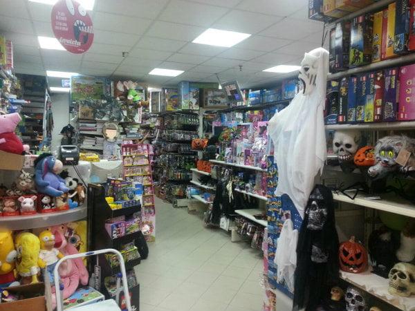 negozio giocattoli olbia librolandia
